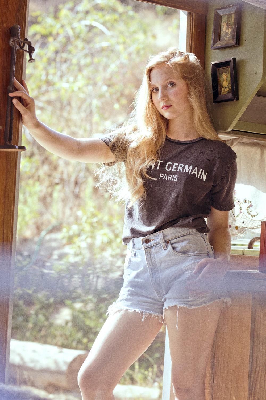 Gorgeous chubby redhead teen