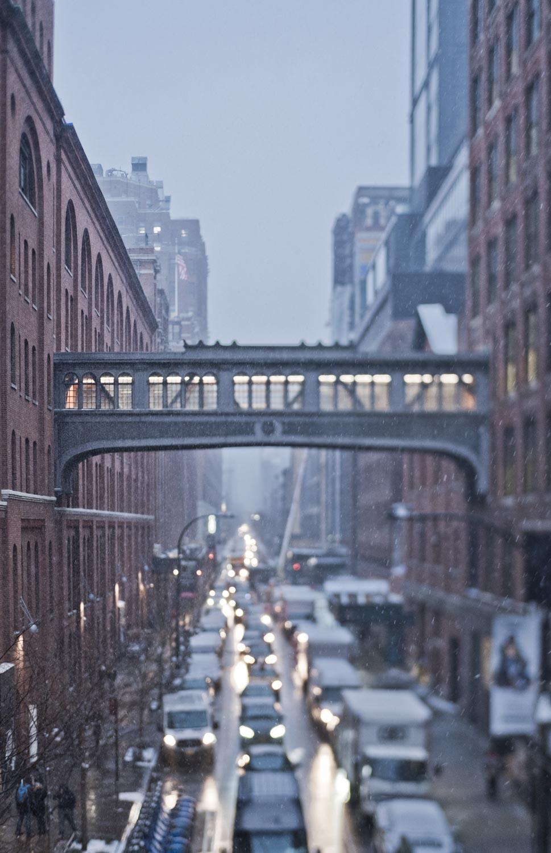 Chelsea Market Skybridge
