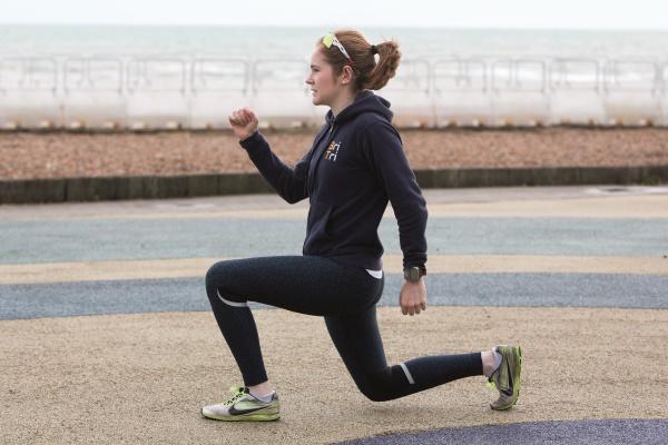 Photos courtesy of Rosie Hallam from a Tri Plus Training Zone feature on Brighton Tri