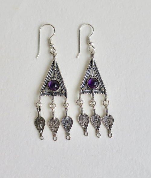 46ea92c5a Yemenite filigree work / handcrafted exquisite silver jewellery ...
