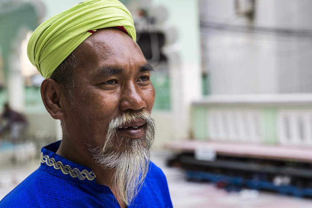 Jep. A Cham Vietnamese.