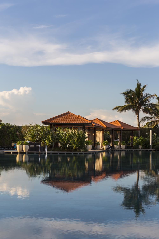 Pool and Cabana's