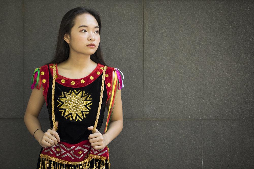 Traditional Minority Dress