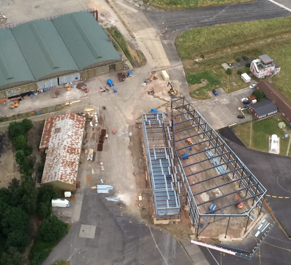 Aerospace Bristol under construction from the air.JPG