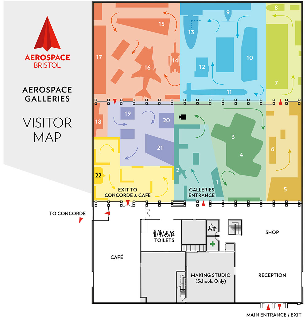 Download your Visitor Map