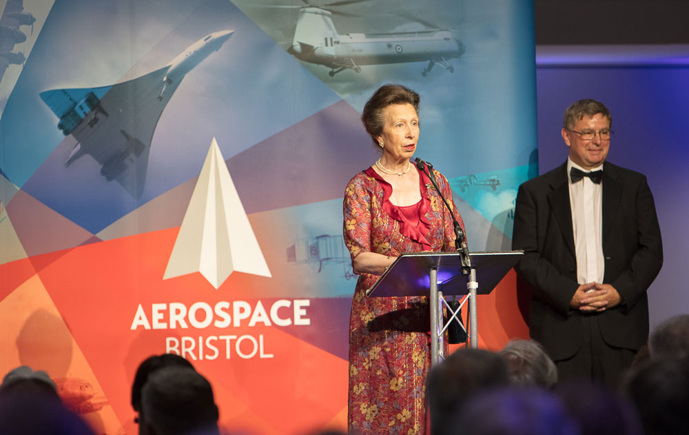 Our Patron: HRH the Princess Royal
