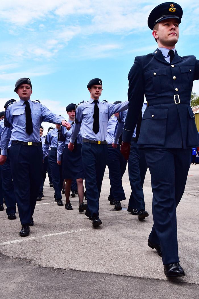 Celebrating RAF100