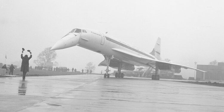 The history of Concorde
