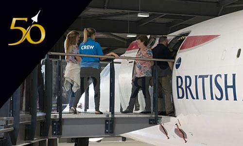Things to do and see at Aerospace Bristol