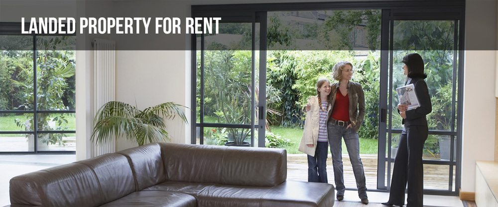 Search Landed Property For Rent