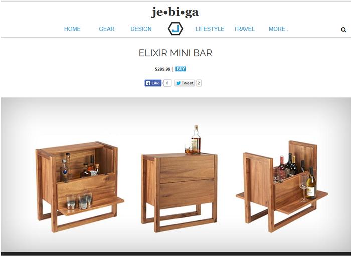 CB Elixir Mini Bar on the blogsLeonhard Pfeifer
