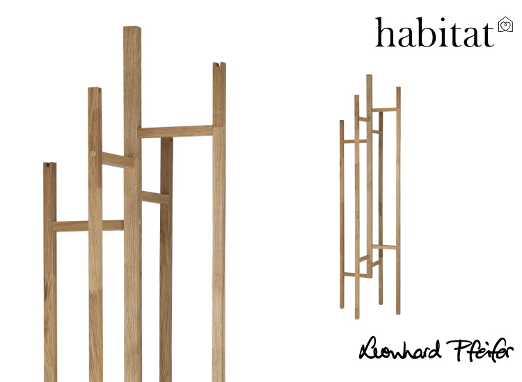 EIGON COAT STAND, an absolute bargain, from Habitat France