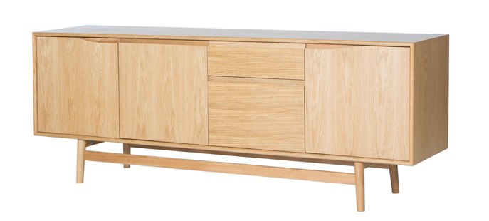 Haven sideboard (aka Havvej) available  online and instore from Lombok  in the UK and from  Furgner in Europe.