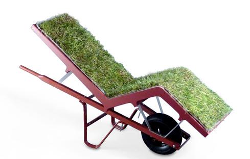 Chaise Lawn