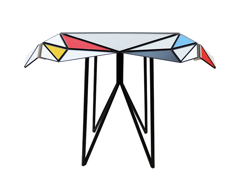 Mondrian Table