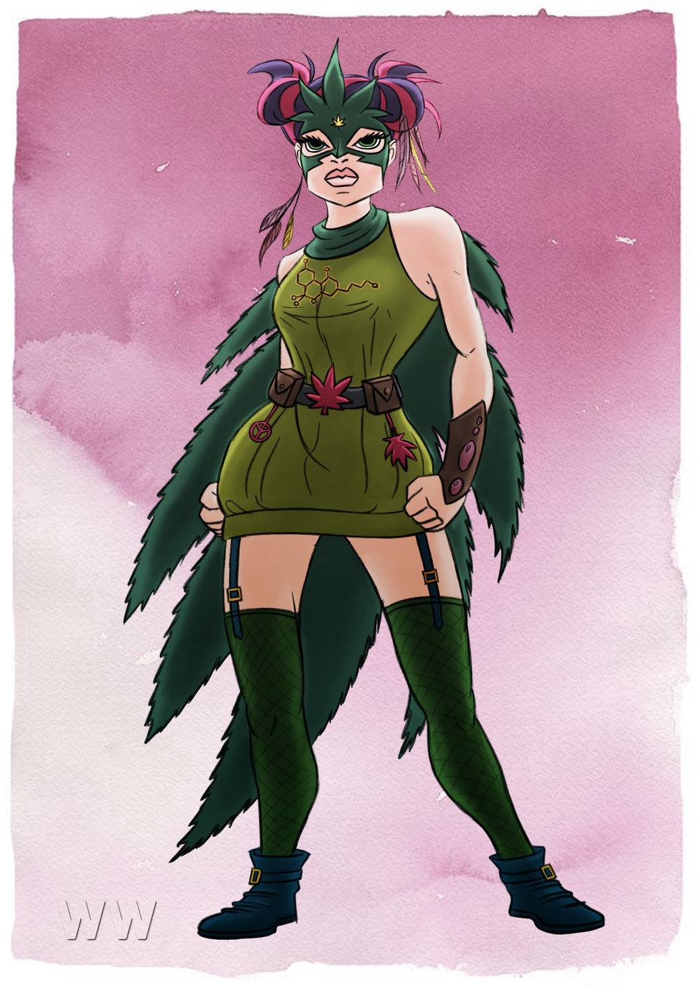 Weed Woman - Coloured.jpg