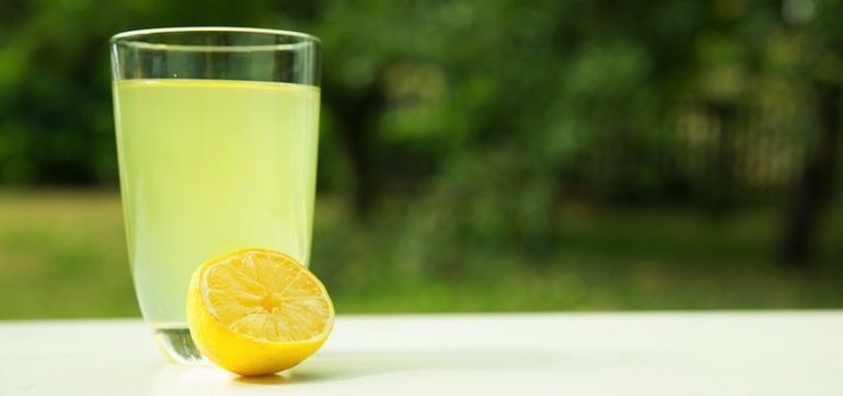 The Master Cleanse aka Lemonade diet
