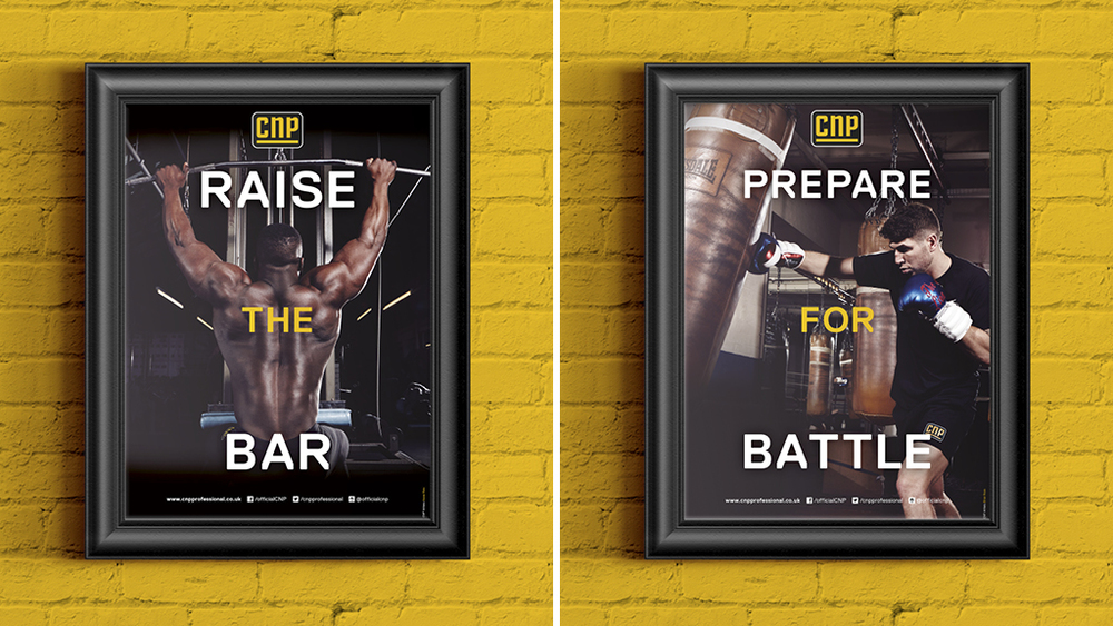 CNP Rebrand by Truth Creative Manchester