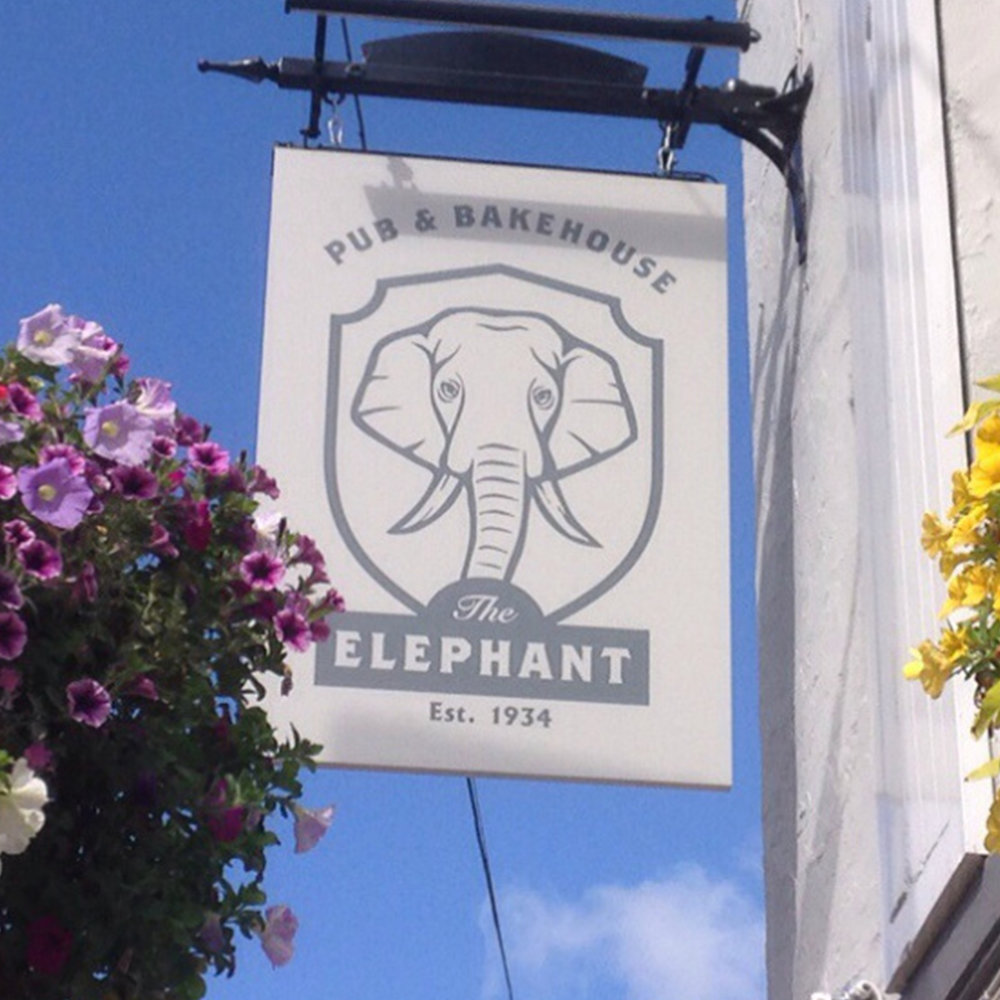 The Elephant TRANSFORMING A LOCAL LANDMARK VIEW