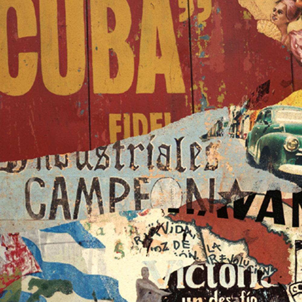 Rev De Cuba    LONG LIVE THE REVOLUTION   VIEW