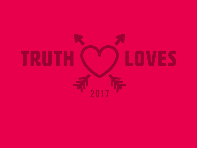 Read more                        News & Views - Truth Loves 2017