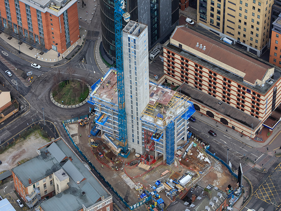 Why?– - Truth's ongoing PR services for Wates Construction have the single objective of improving the contractor's position in a competitive marketplace.