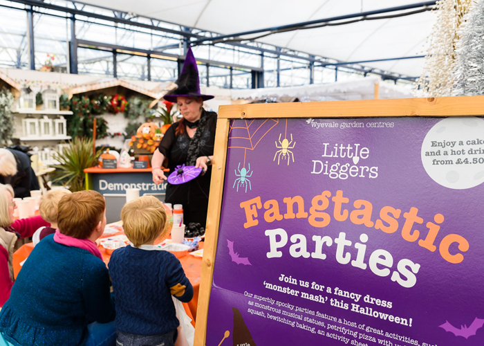 - Why?–Positioning the garden centres as a leisure destination for families, the events showcase the Group's new portfolio and premium restaurant offer following a major acquisition and refurbishment programme, whilst also elevating the 'Little Diggers' sub-brand.