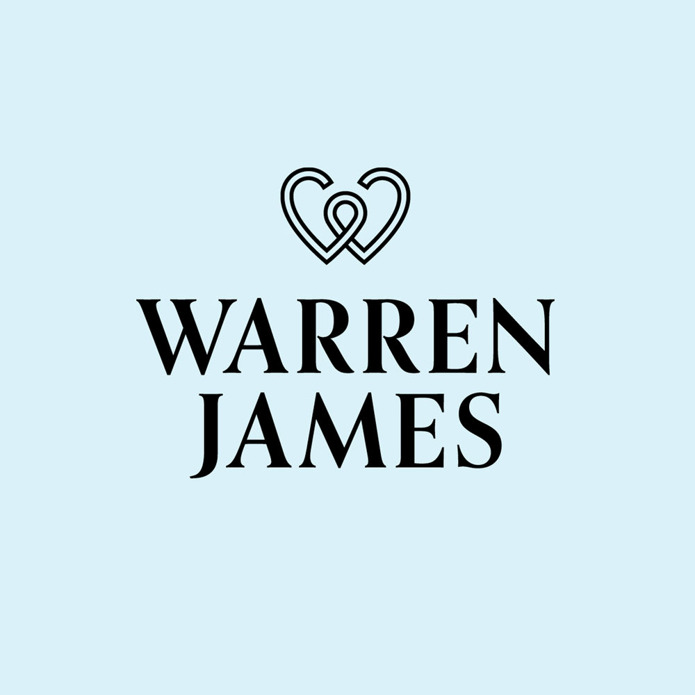 Warren James    LOVINGLY REBRANDING ONE OF THE UK'S BEST LOVED BRANDS    VIEW