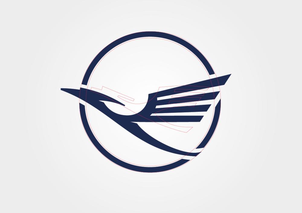 60 Min Makeover of Lufthansa Brand Identity