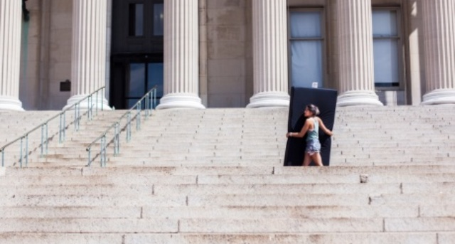 Emma Sulkowicz is one of the 23 students who filed a federal complaint over Columbia University's mishandling of sexual conduct cases. And Columbia is one of 67 colleges facing such accusations.