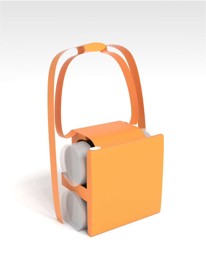 Design Student Bag