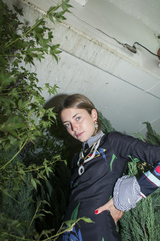 Carolyn Colby SS16 jewlery