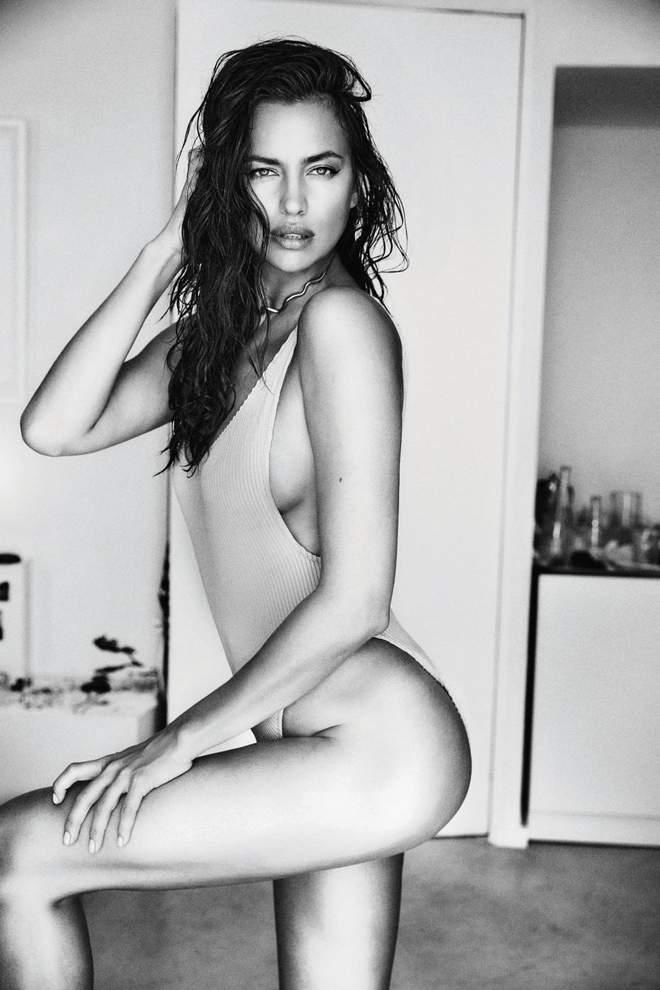 Irina Shayk, Evening Standard Magazine