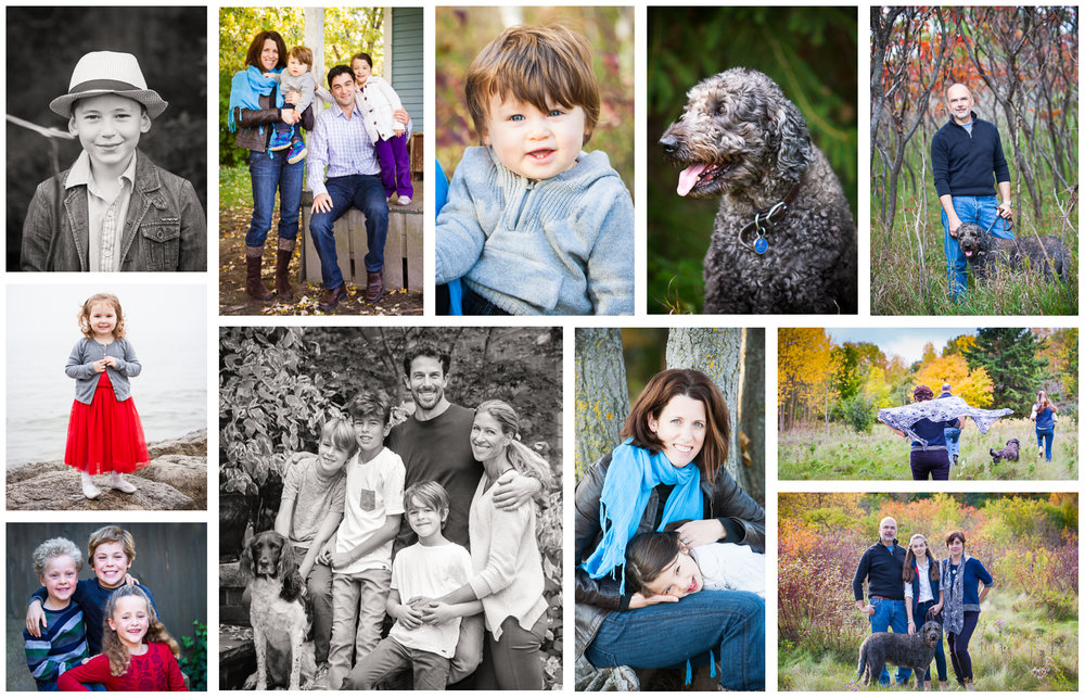 Portrait Days: Thanksgiving Weekend is a great time for family portraits.  We had a blast this year! Check back for more dates in the spring.