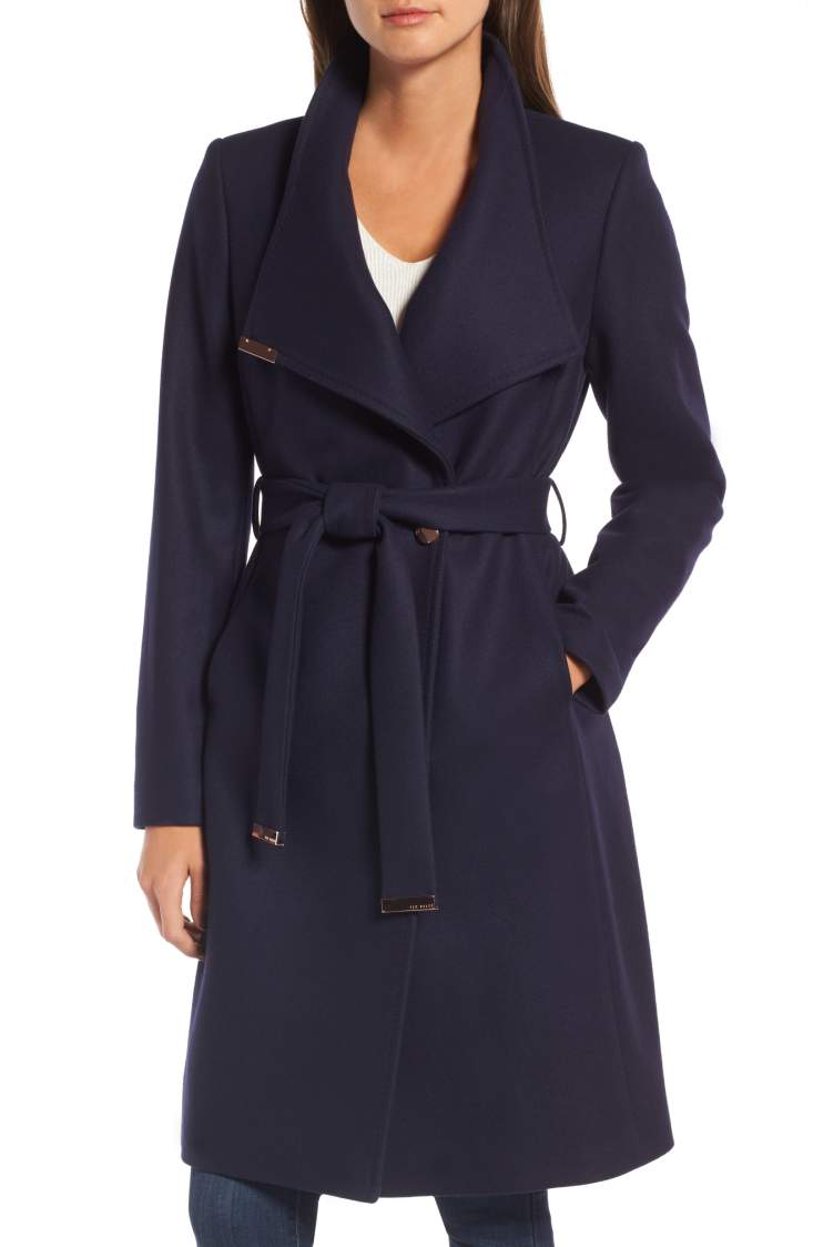 Ted Baker: Wrap Coat