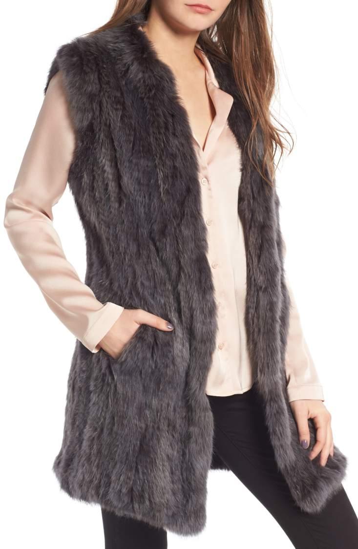 Love Token: rabbit fur