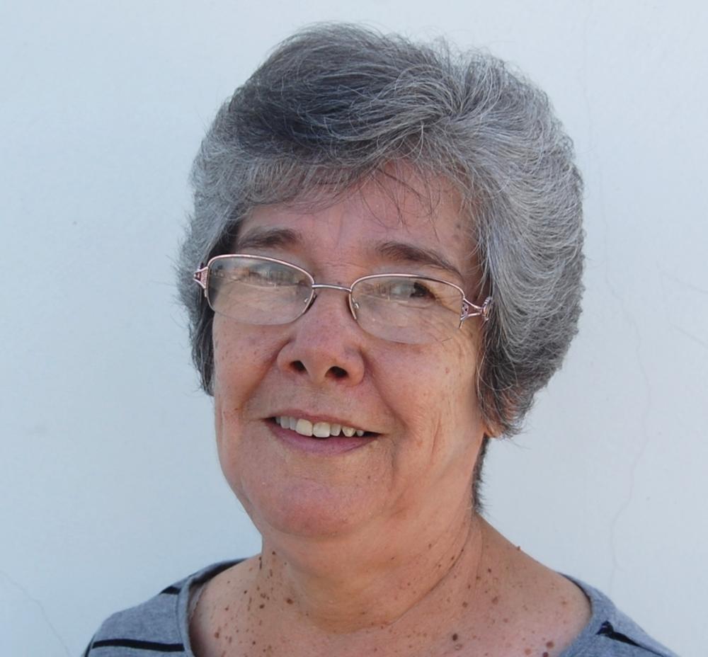 Rosa Maria Villarreal, Office Manager