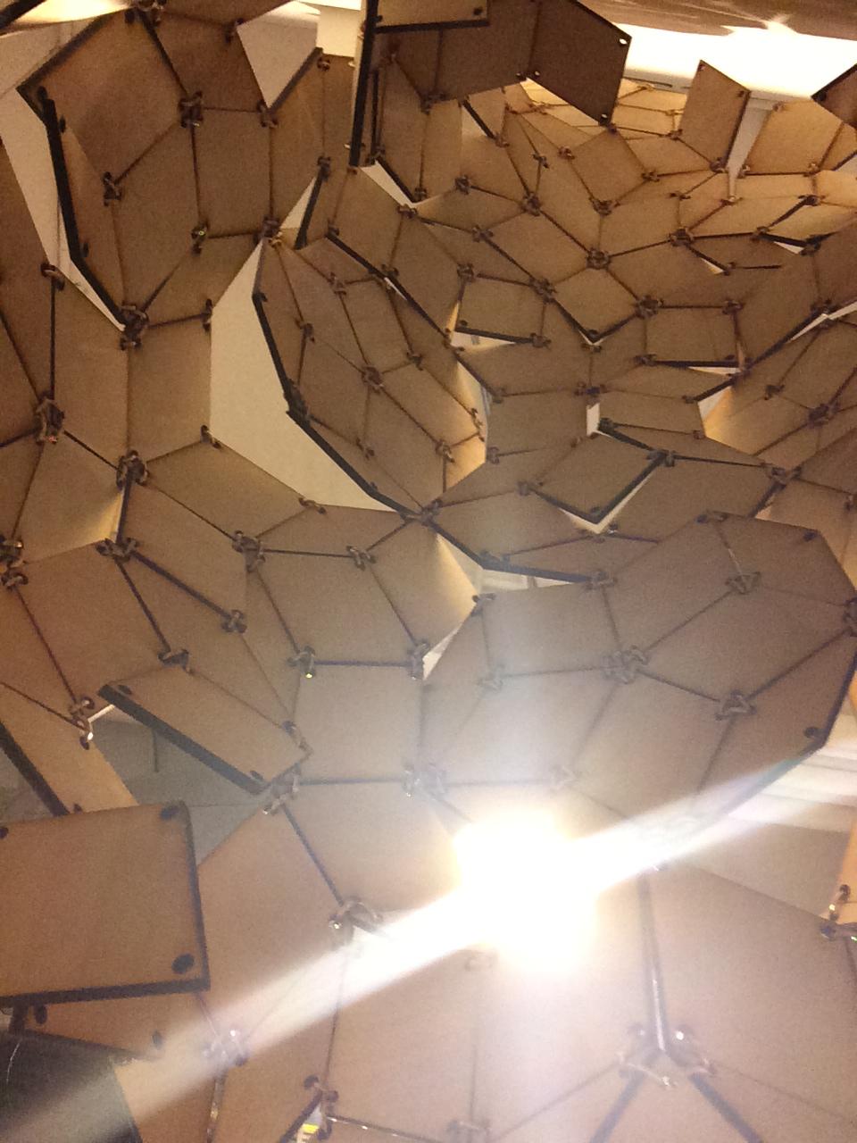 Inside Penrose tiling