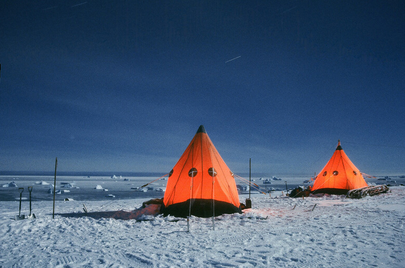Long, cold exposure during an Antarctic mid-winter