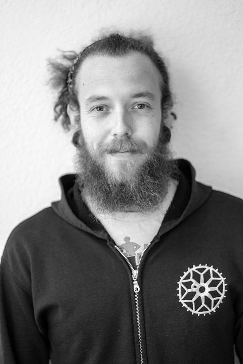 Patrick Hayes | Workshop Coordinator