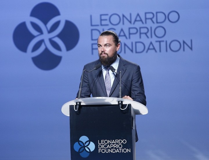 Leonardo DiCaprio Foundation / People.com