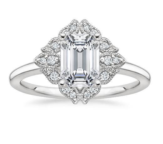 Brilliant Earth - The Windsor Diamond Ring
