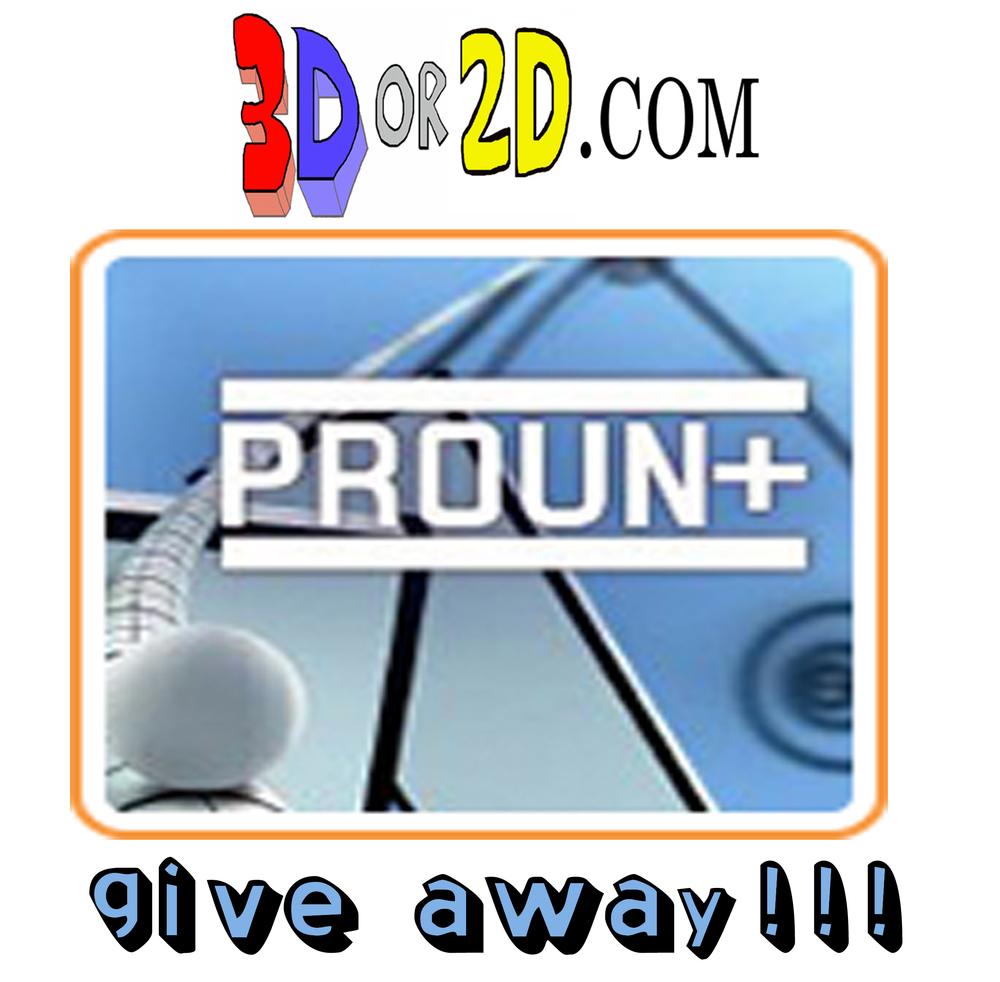 Proun-Giveaway