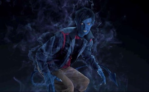 New Nightcrawler from X-men Apocalypse