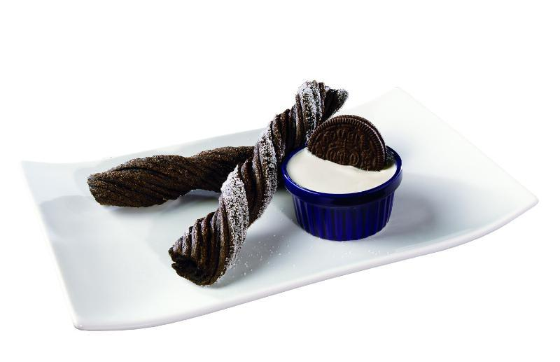 Oreo churros coming soon to the movie concessions