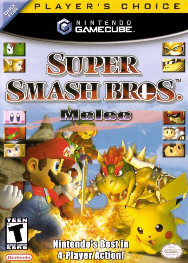 Iwata was a major factor in helping fix the code to make Super Smash Brothers Melee launch on time