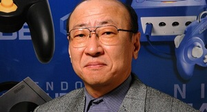 Here is a picture of the new CEO of Nintendo  Tatsumi Kimishima