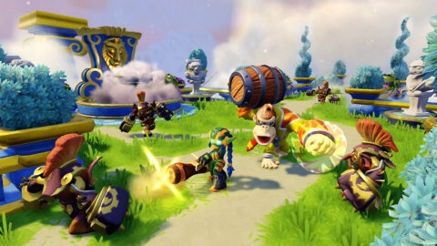 The Skylanders SuperChargers Portal Owner's Pack includes the full video game, works with any Portal of Power from the Skylanders series and includes digital versions of the Instant Spitfire and Instant Hot Streak. (Photo: Business Wire)