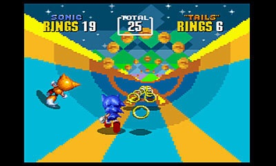 Classic game Sonic the Hedgehog 2 is here … and in 3D! (Photo: Business Wire)