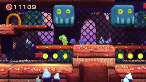 Yoshi's Woolly World will be available on Oct. 16. (Photo: Business Wire)